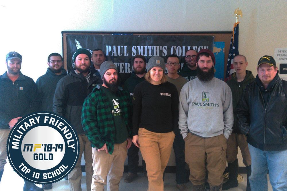 Paul Smith's College announces Army ROTC program