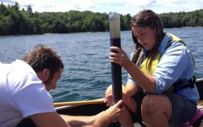 Paul Smith's College faculty, students featured for Walden Pond research