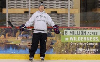 Paul Smith's College brings on head hockey coach