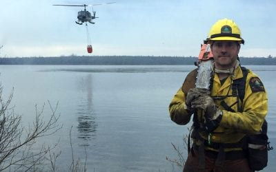 Paul Smith's College announces new academic minor in Wildland Firefighting