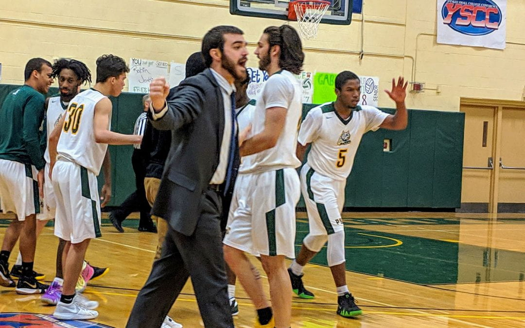 Clemens named interim head coach for Paul Smith's College basketball