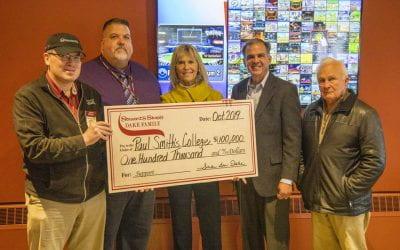 Stewart's Shops/Dake Family awards PSC $100,000 for esports lab