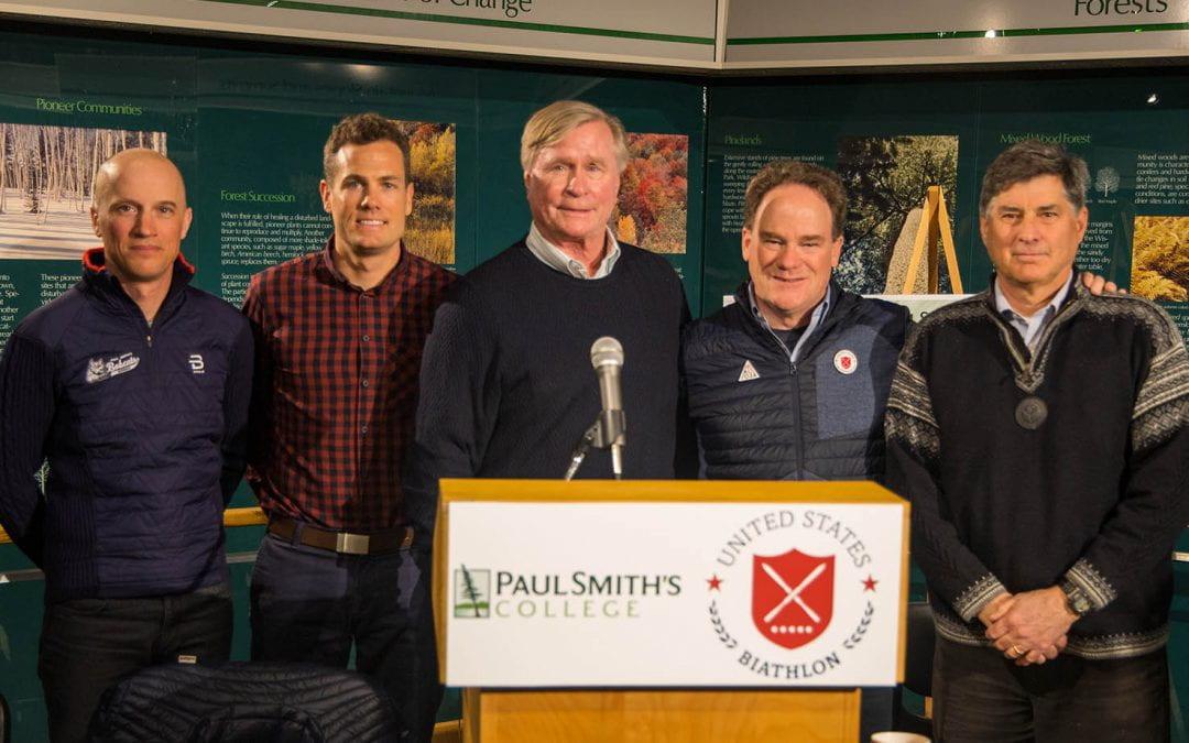PSC announces partnership with US Biathlon as Official Training Center