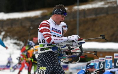 Second top biathlete, Garrett Beckrich, commits to Paul Smith's College
