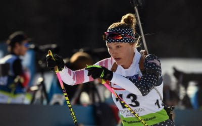 PSC, US Biathlon announce first scholarship for top American junior athlete