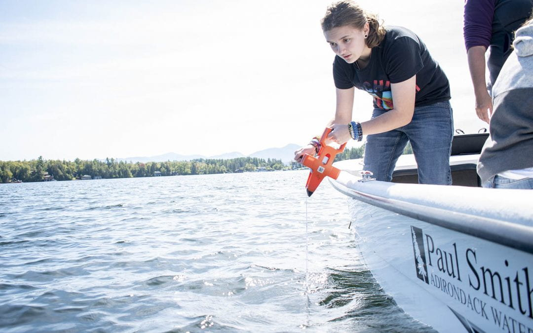 Aquatic invasive species boat inspection numbers are up 25% at Adirondack boat launches