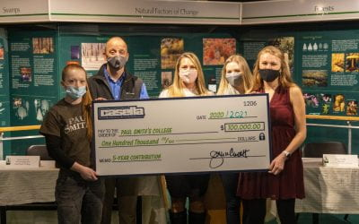 Casella Waste Systems, Inc. gifts $100,000 to Paul Smith's College
