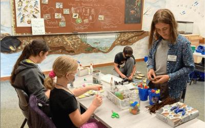 Junior Heron's Club: Bird Week