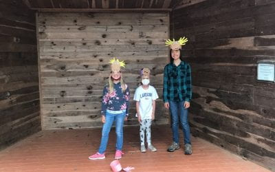 Jr Herons Club: Pollinators and Large Mammals