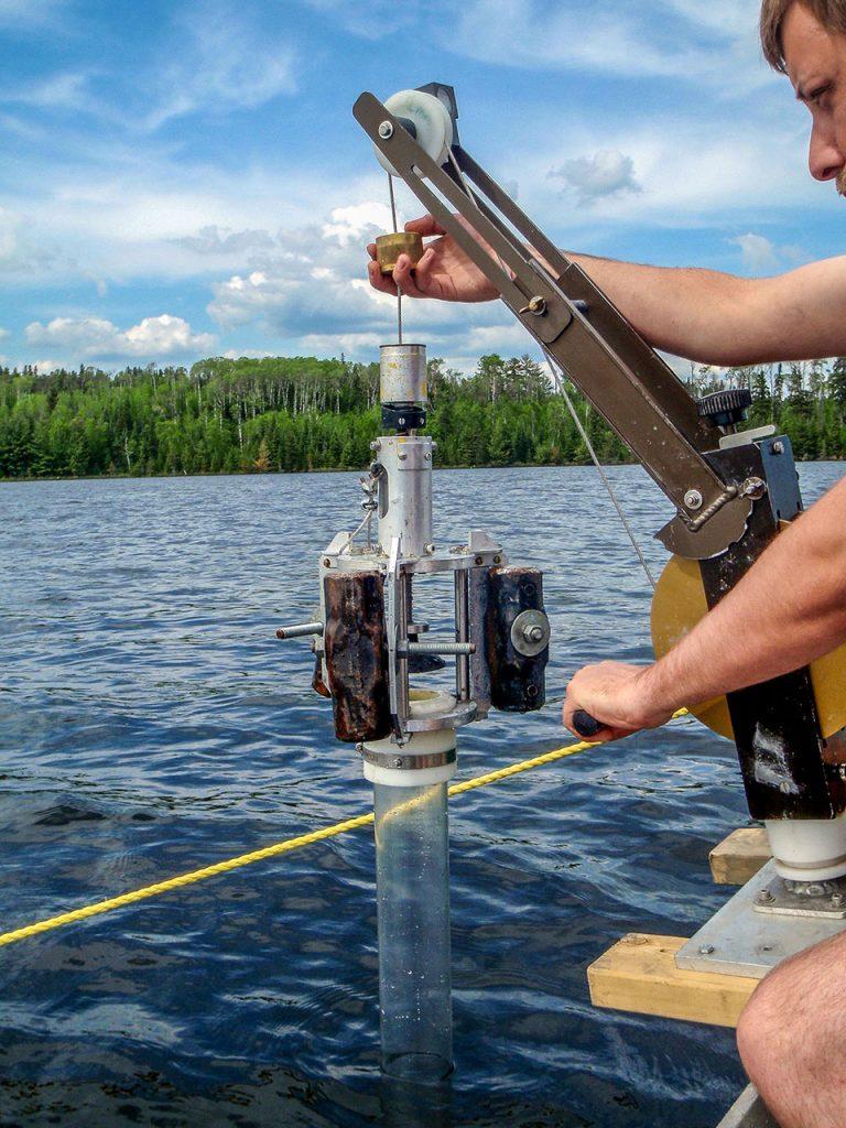 Lowering the gravity core - Brendan Wiltse