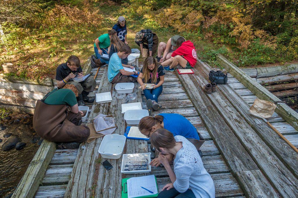 Intro to Environmental Science Lab - Brendan Wiltse