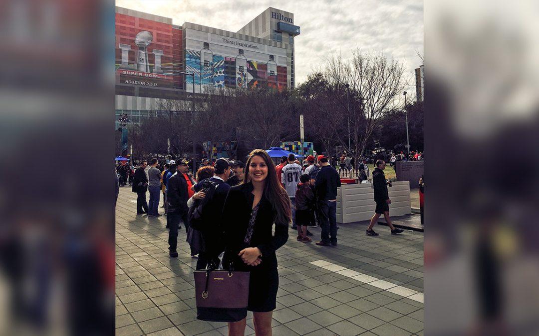 Alumni Spotlight: Rebekah Kruppenbacher