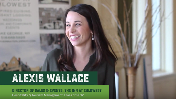 Alumni Spotlight: Alexis Wallace '12 & Juliana Vicari '16