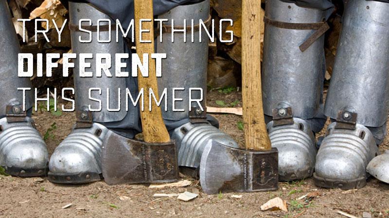 Summer at PSC