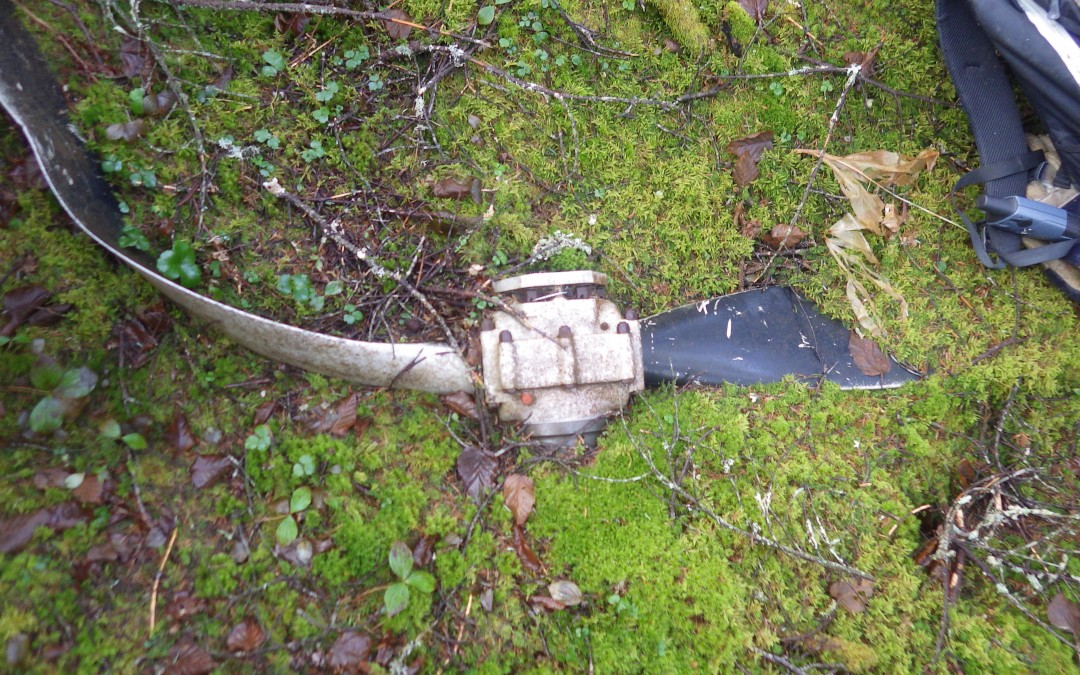 Seward Mountain Crash
