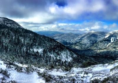 Colden Summit and Mac Range