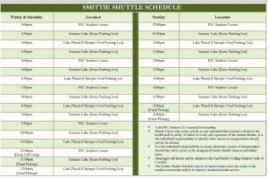 smitty shuttle