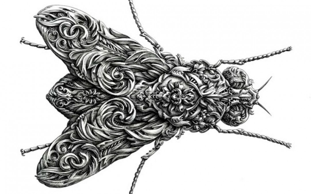 2 Flies – Charles Bukowski