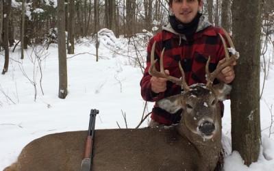 Thanksgiving Buck