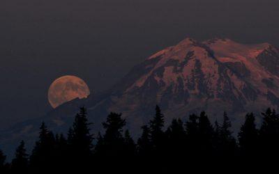 Jan 16 Moon Rise