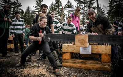Want to be a Lumberjill or Lumberjack?
