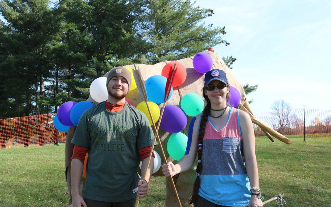 The Barkeaters: The Adirondack Atlatl Team