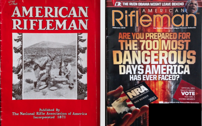 Gun Cultures Reflect Broader Changes in American Society