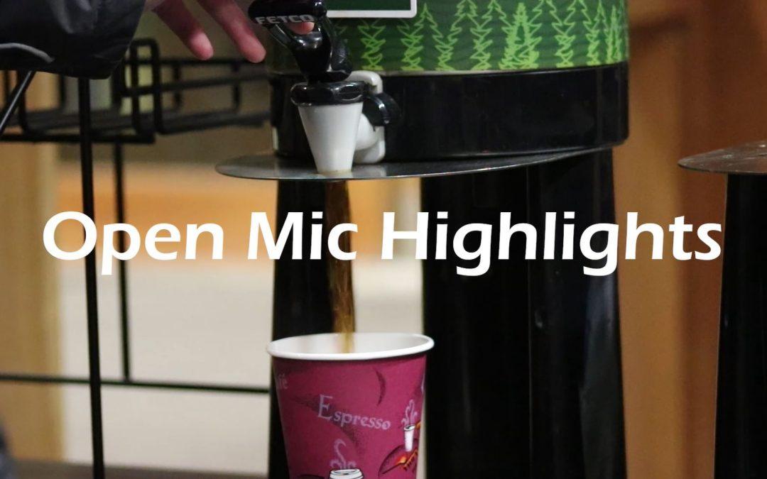 Open Mic Highlights | April 12