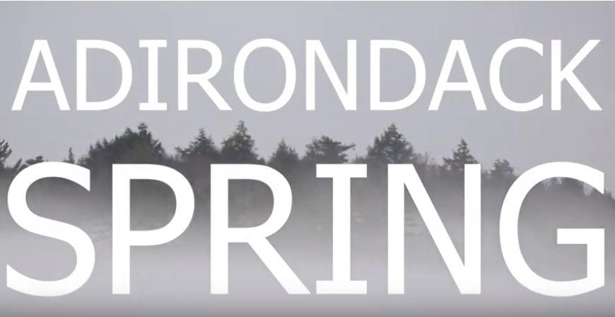 Adirondack Spring