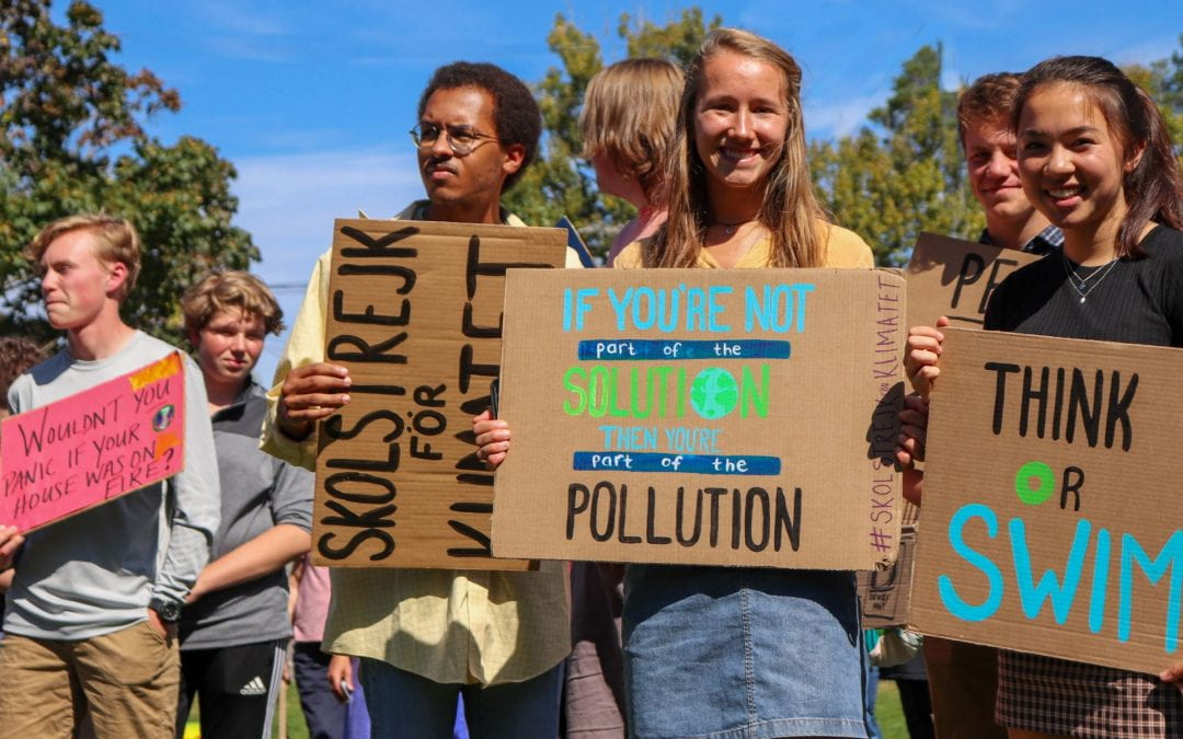 Climate Strike: It's Time To Act