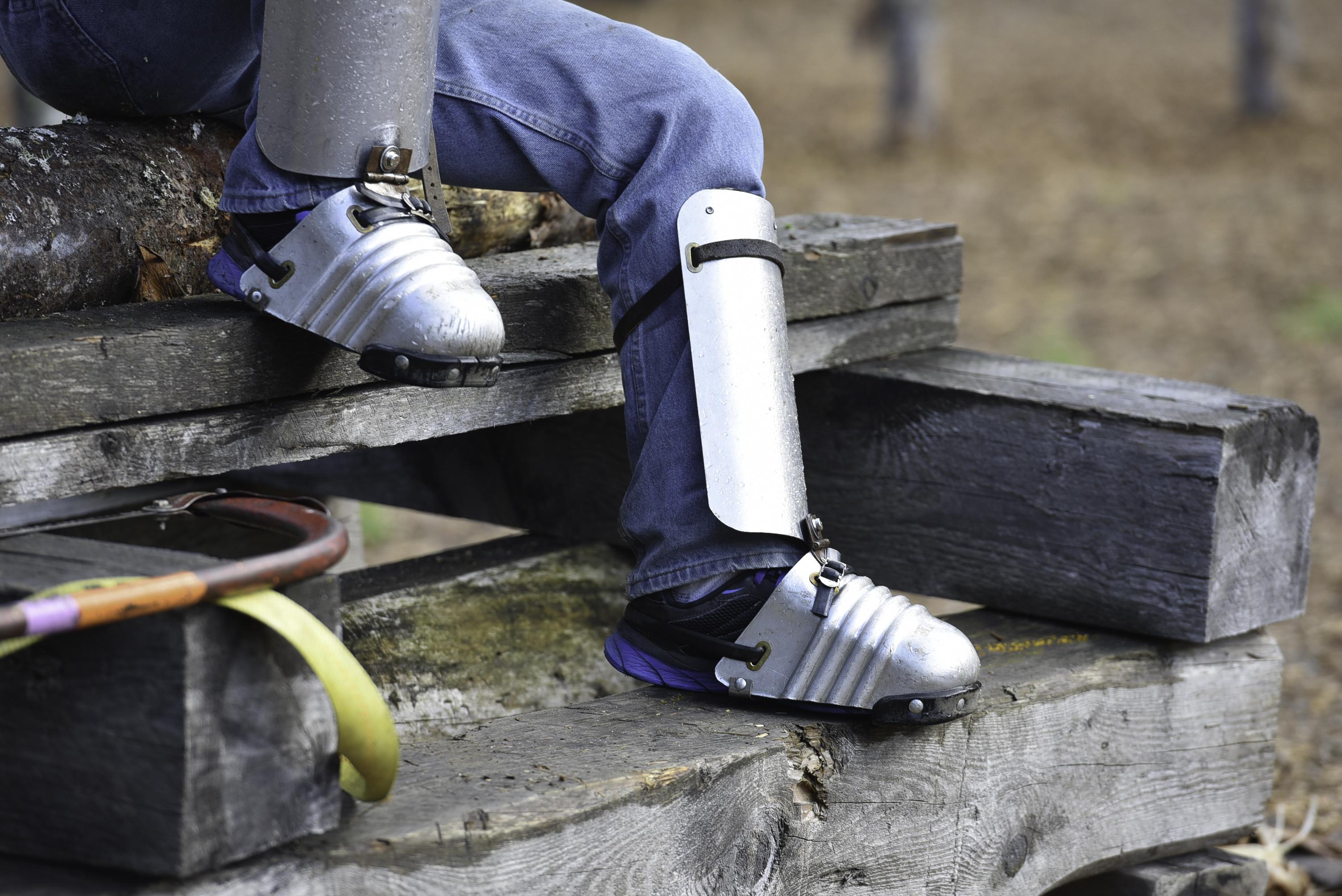 Woodsmen boots