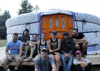 Yurt Crew