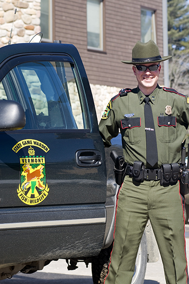 Game warden learn for Vermont fish and wildlife jobs